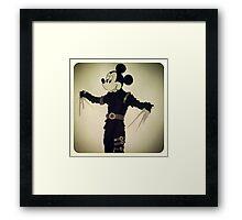 Edward Scissormouse Framed Print