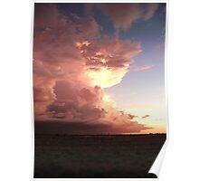 Pilbara Storm Poster