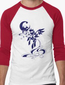 My Moon's Lineage Men's Baseball ¾ T-Shirt