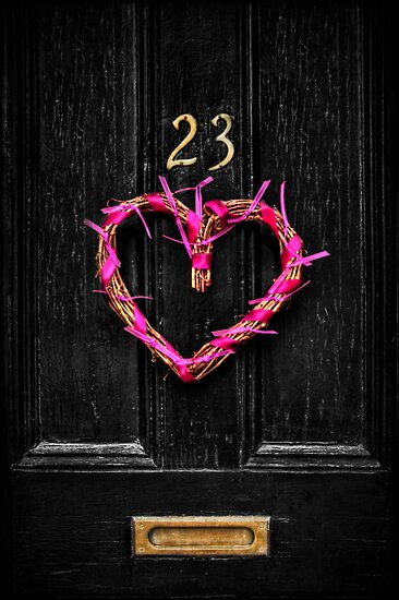 Open The Door To Your Heart by Evelina Kremsdorf