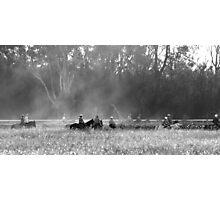 Burrandowan Campdraft Photographic Print