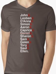 Cylon Jetset (white) T-Shirt
