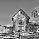 Pioneer Homestead by Joe Powell