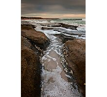 Jakes Point - Kalbarri Photographic Print