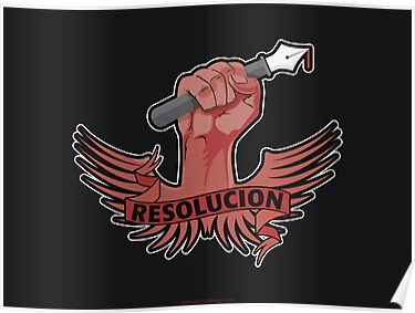 Viva La Resolución! by yanmos