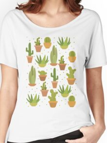 Cactus Women's Relaxed Fit T-Shirt