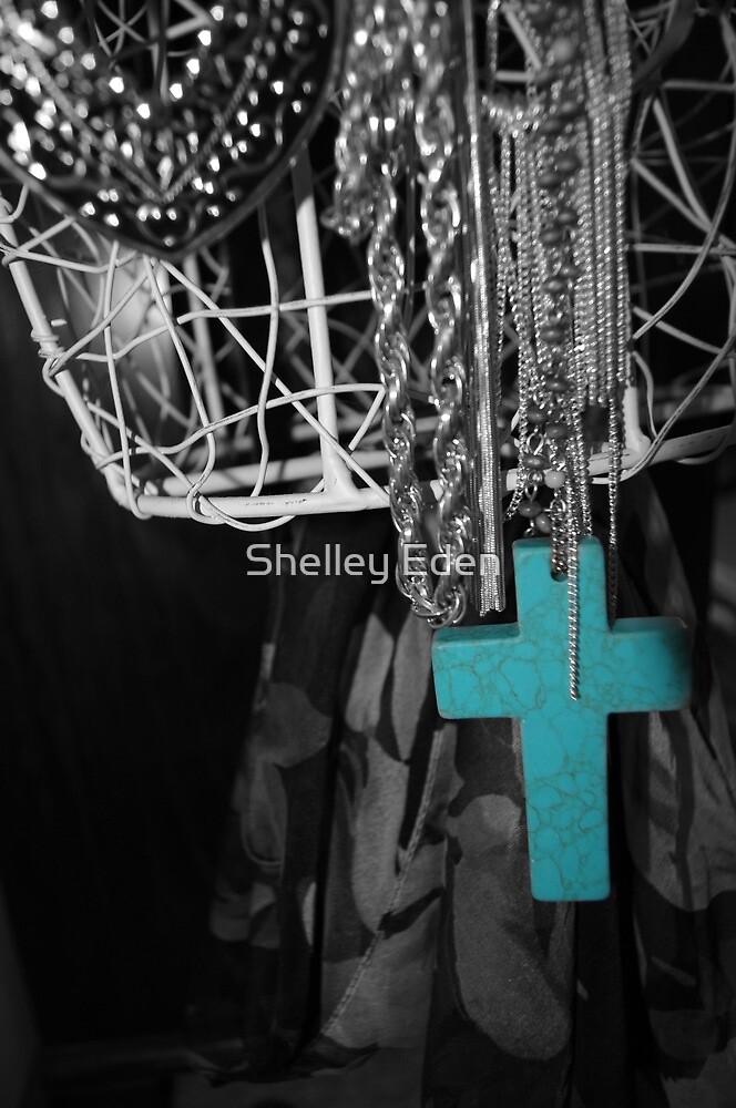 Shining through by Shelley Eden