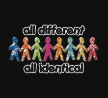all different - all identical  Kids Clothes