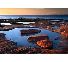 Jakes Point  Photographic Print