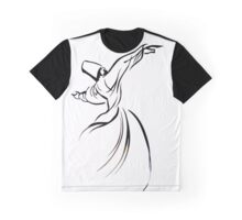 Sufi Meditation Graphic T-Shirt