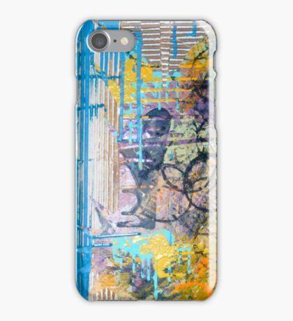 Retro Decay iPhone Case/Skin