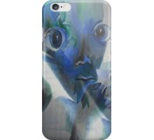Baby alien II I phone 4 iPhone Case/Skin