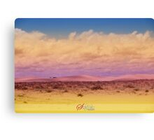 ~To dream in colours~ Canvas Print