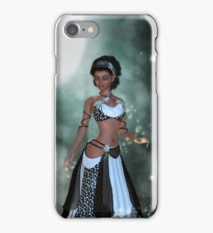 By Light of Moon & Candle iPhone Case/Skin
