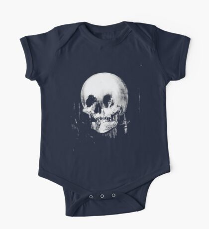 All Is Vanity: Halloween Life, Death, and Existence One Piece - Short Sleeve