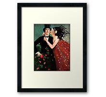 The Art of Seduction Framed Print