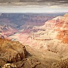 Grand Canyon Evening View by Sue Knowles