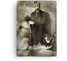 Release the Hounds Canvas Print