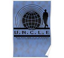 UNCLE Mycroft Poster
