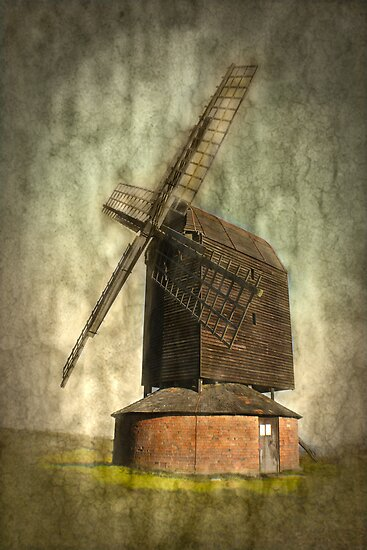 brill windmill by gruntpig