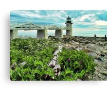 Marshall Point, Maine Canvas Print