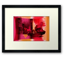 Hot Hot Hot Framed Print