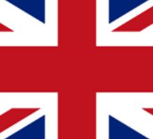 Union Jack, Flag of the United Kingdom, Britain, British flag, Pure & Simple Sticker