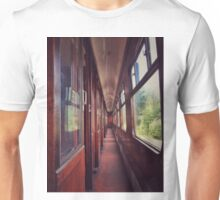 Bodiam Steam Railway Carriage Unisex T-Shirt