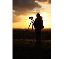 500D Shoots 5D Mark III Photographic Print