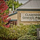 General Store, Clarendon by Barb Leopold