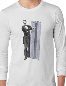 Impossible Origami Magic Long Sleeve T-Shirt