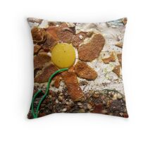 SPRING 7 - GROW Throw Pillow