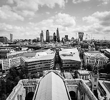 The City of London by JJFarquitectos