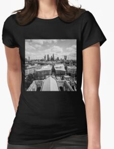 The City of London Womens Fitted T-Shirt