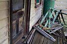Bones of a Porch by clickedbynic