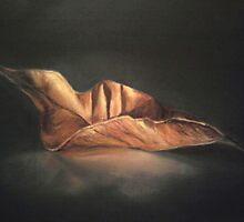 Autumn Leaf by Fannyja