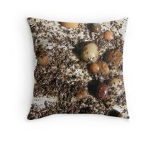 SPRING 18 - GERMINATE Throw Pillow