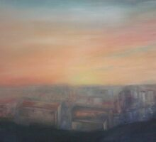 Skyline by Fannyja