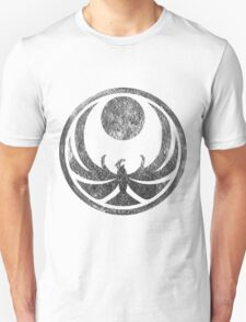 Skyrim Nightingale Symbol - Dark Moon T-Shirt
