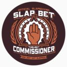 The Official Commisioner (STICKER) by Bamboota