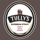 Tully's Riverrun Stout by satansbrand