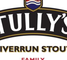 Tully's Riverrun Stout Sticker