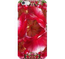 Red tulips I phone 4 iPhone Case/Skin