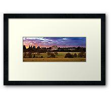 Ickworth Framed Print