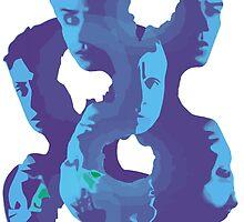 sense8 blue by athelstan