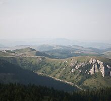 Kopaonik national park by Anete Bauere
