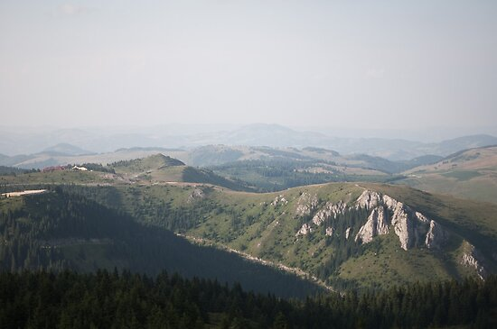 Kopaonik national park by Anete Bauere