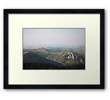 Kopaonik national park Framed Print