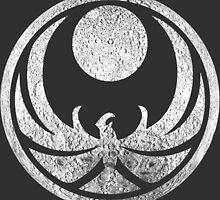 Skyrim Nightingale Symbol - Light Moon by WingsEdge