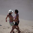 Dancing at the Beach - Bailando en la Playa by PtoVallartaMex